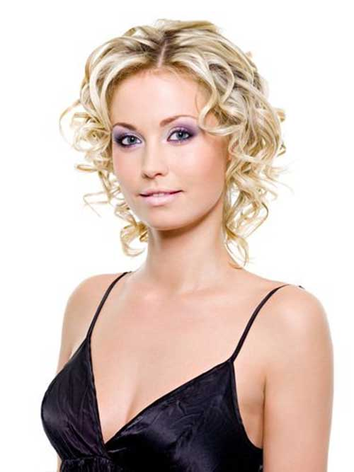 Surprising Most Endearing Hairstyles For Fine Curly Hair Fave Hairstyles Hairstyles For Women Draintrainus