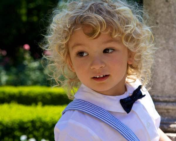 Awe Inspiring Curly Hair Style For Toddlers And Preschool Boys Fave Hairstyles Short Hairstyles Gunalazisus