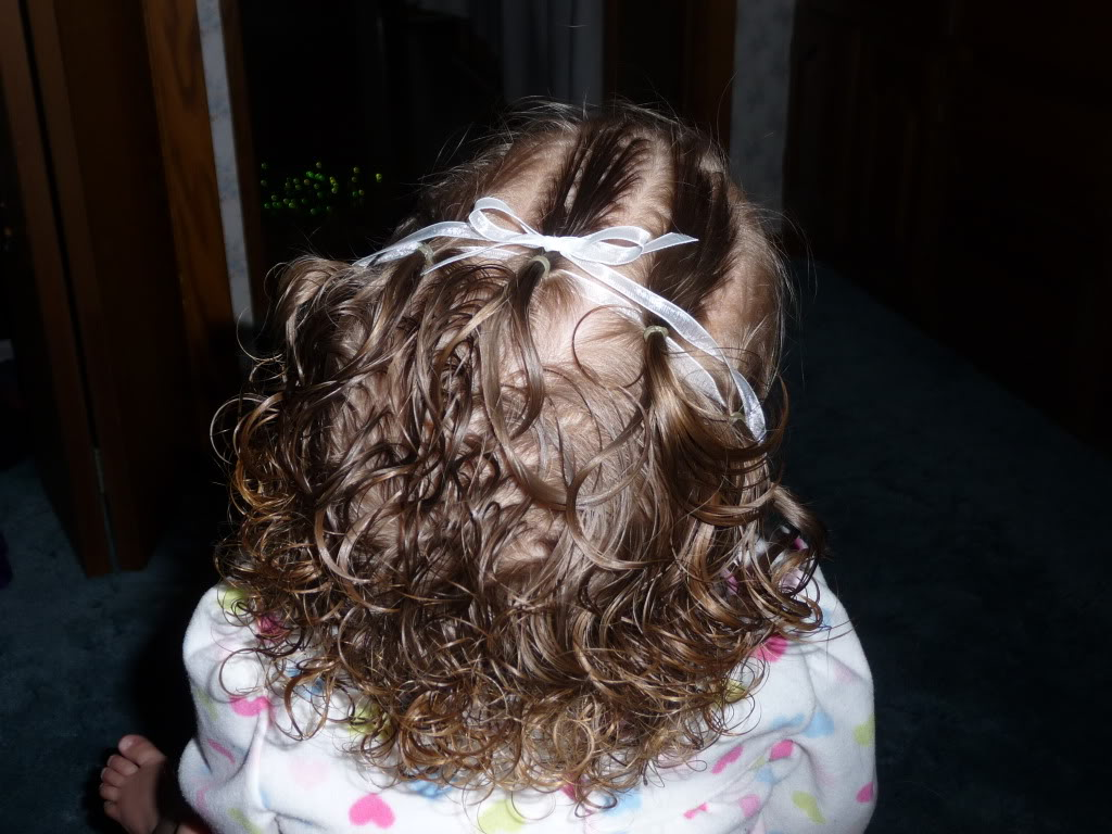 Curly Hairdo Ideas