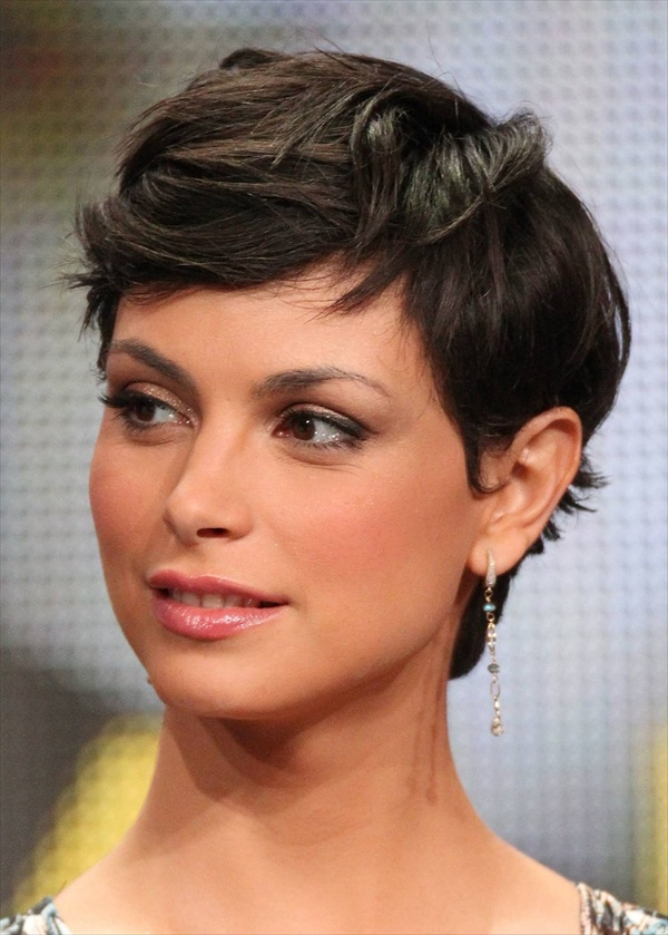 Pixie Cuts For Curly Hair..
