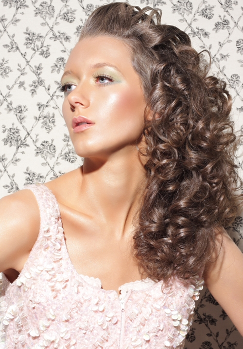 Outstanding Quick Hairstyles For Curly Hair For Work Fave Hairstyles Hairstyles For Women Draintrainus