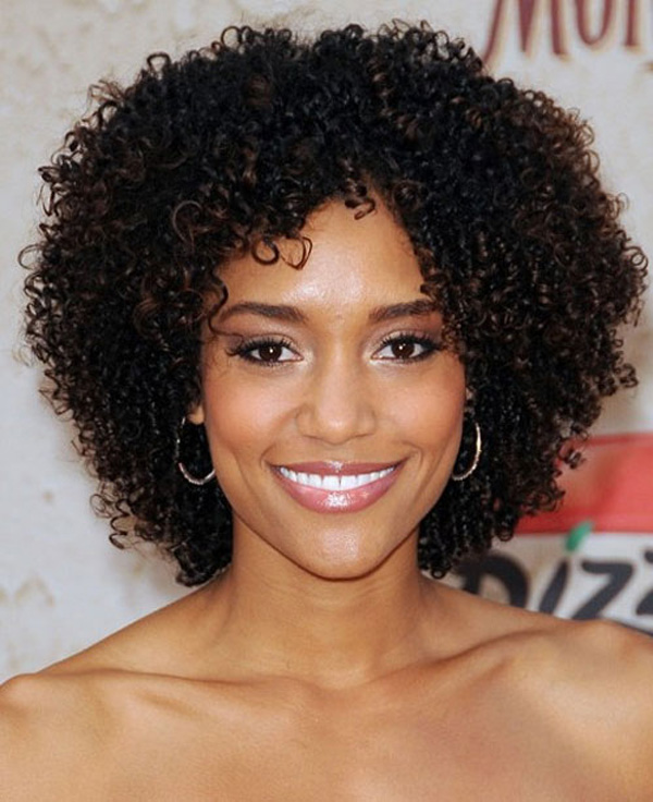 Excellent 30 Best Natural Curly Hairstyles For Black Women Fave Hairstyles Short Hairstyles For Black Women Fulllsitofus