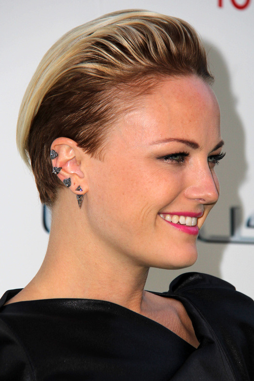 Gorgeous Undercut Hairstyles for Girls Fave HairStyles