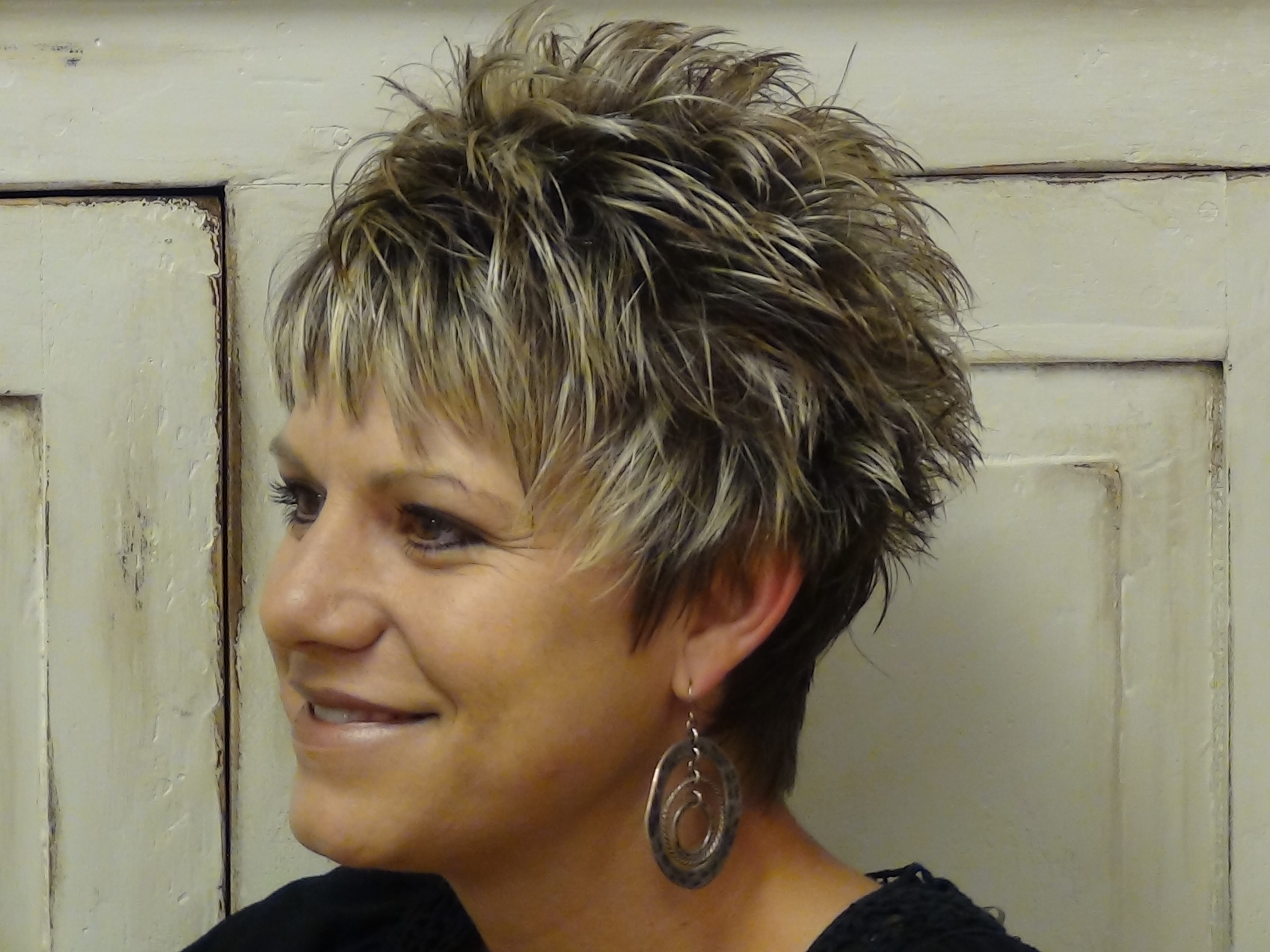 Hairstyles For Short Hair 60: Cute Hairstyles For Women Over 50