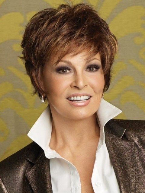 Short Shaggy Hairstyles For Women Over 50   Fave HairStyles