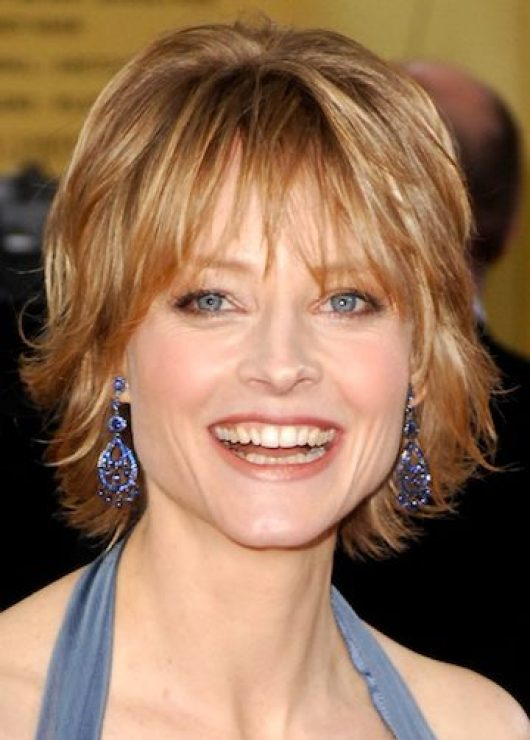 LOS ANGELES, CA FEBRUARY 25, 2007 (SSI) - - Actress Jodie Foster during the 79th Annual Academy Awards held at the Kodak Theatre, on February 25, 2007, in Los Angeles. Michael Germana / Super Star Images