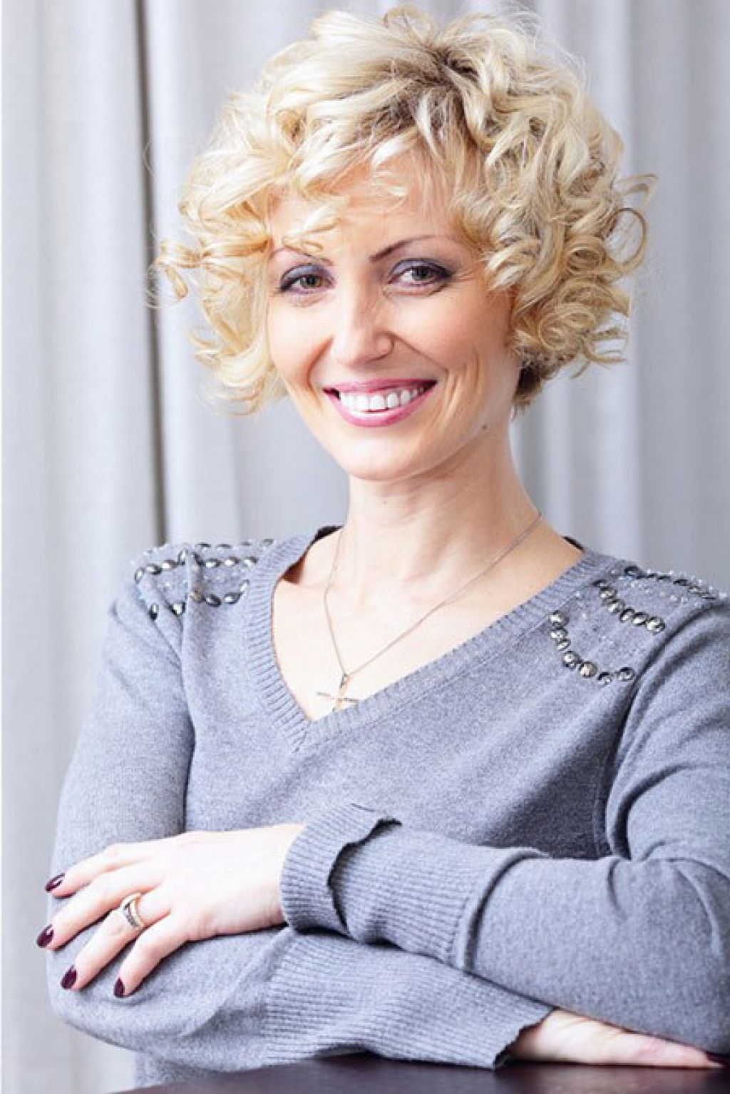 Short Curly Hairstyles For Women Over 50 - Fave HairStyles