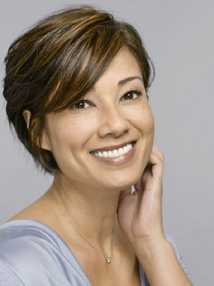 Short-Haircuts-for-Women-Over-50