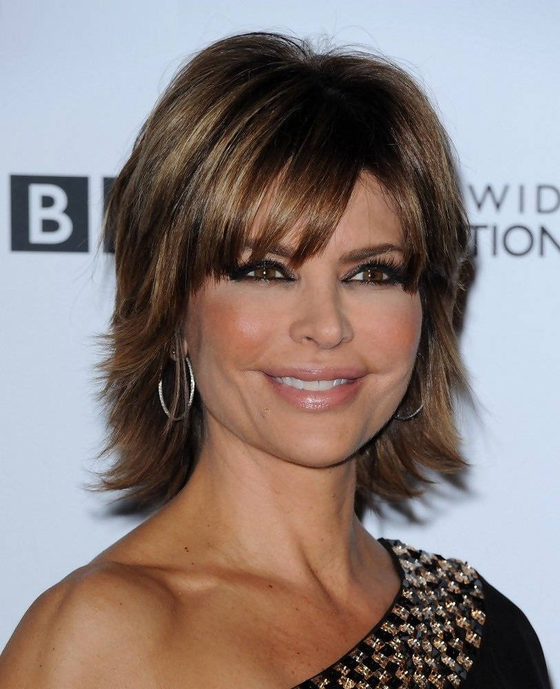 Flattering Hairstyles For Women Over 50