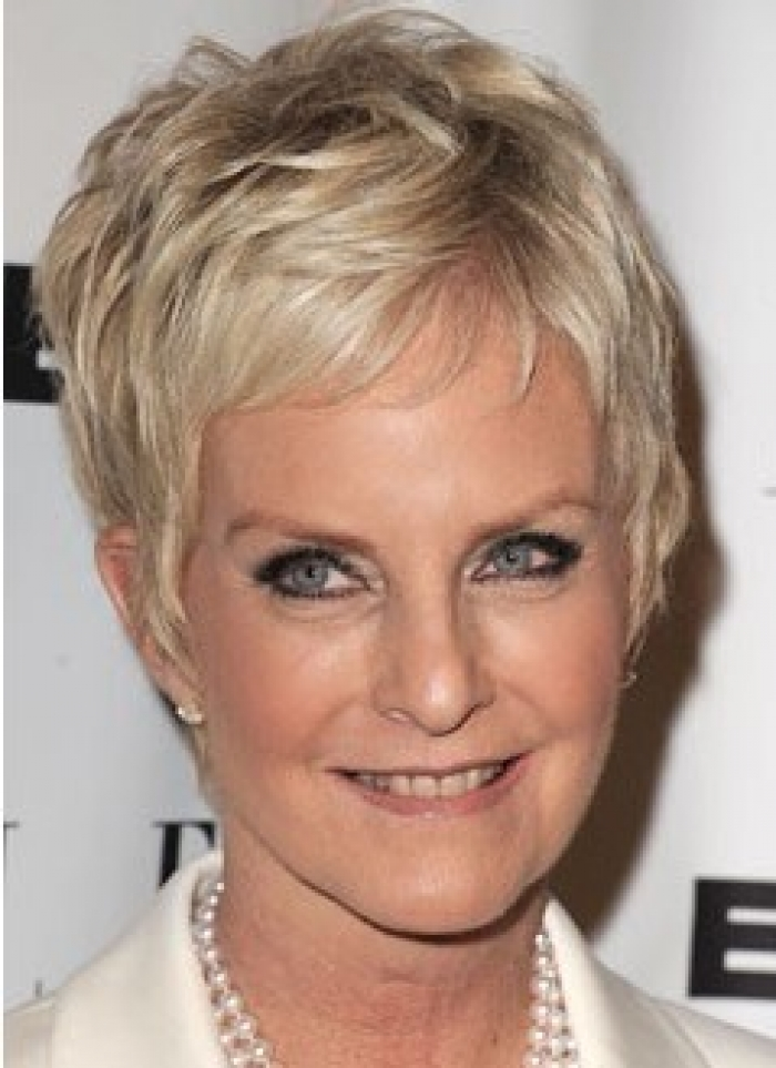 Peachy Very Short Hairstyles For Women Over 50 Fave Hairstyles Hairstyles For Men Maxibearus