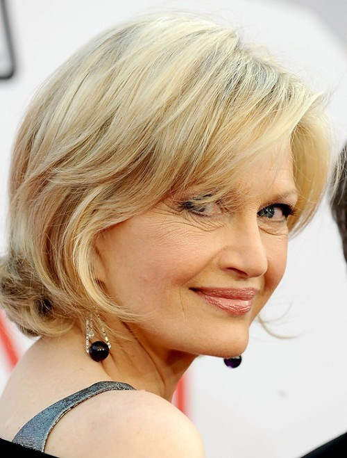 bob haircut for women over 50