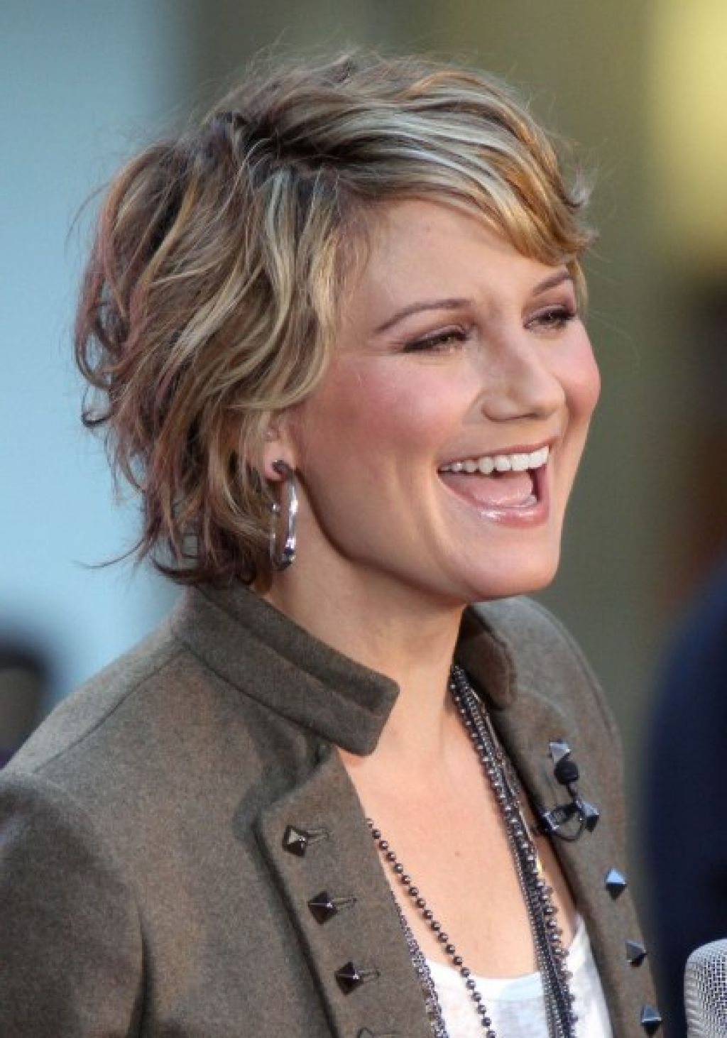 Short Layered Hairstyles Women Over 50