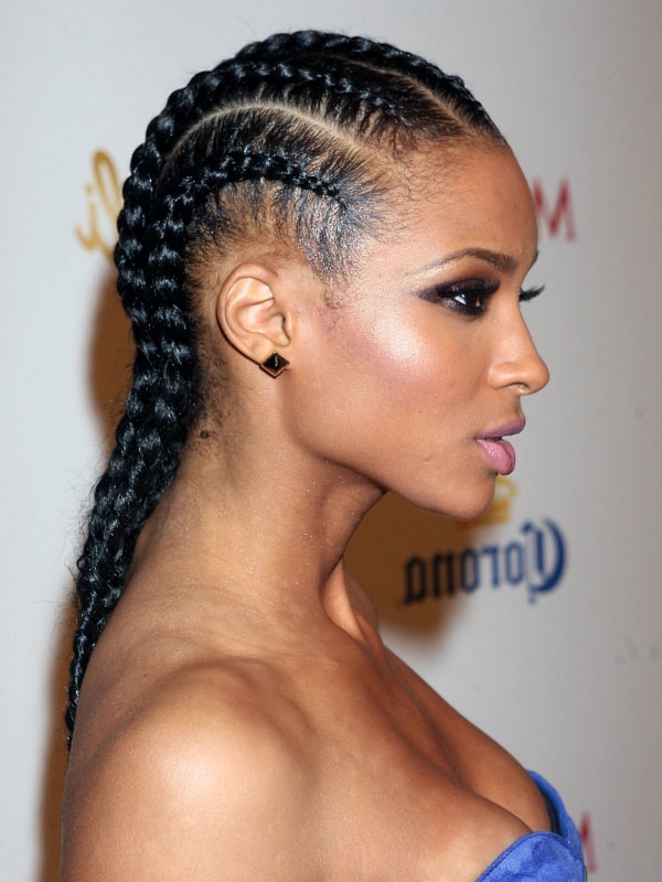 Fine Best African Braids Hairstyle You Can Try Now Fave Hairstyles Hairstyles For Women Draintrainus