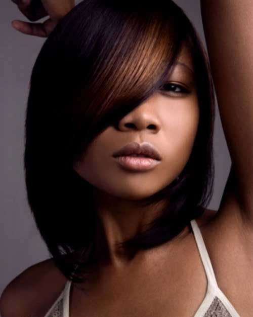 Black Girl Bob Hairstyles 2016