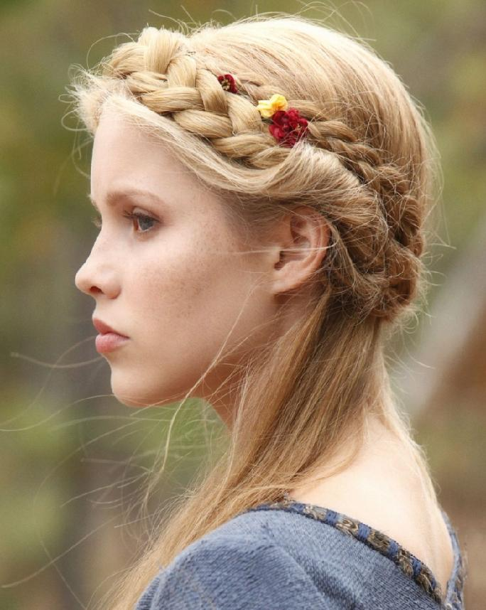 Cute Hairstyles for School for Girls