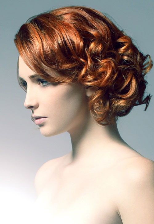 Hairstyles For Short Hair Clubbing : Best short hairstyles for curly hair fave
