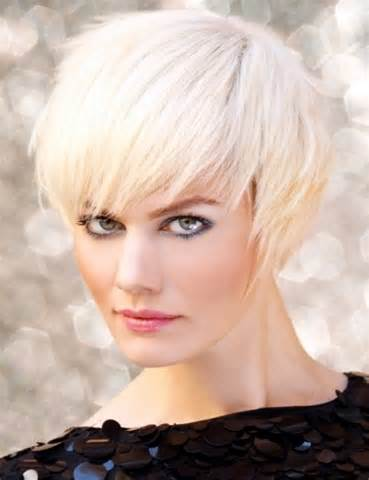 Short Edgy Hairstyles for Fine Hair Bob