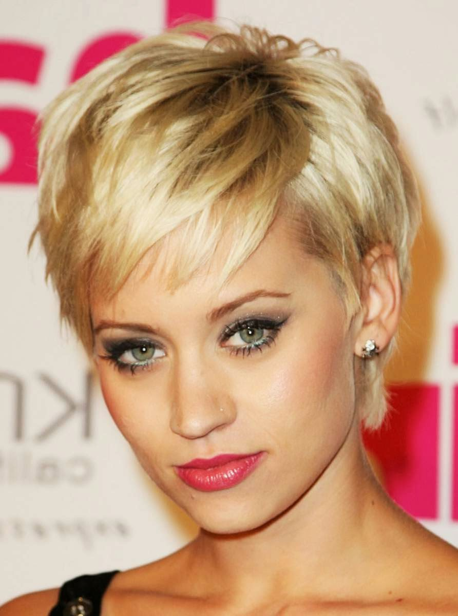 Short Hairstyles for Fine Hair...