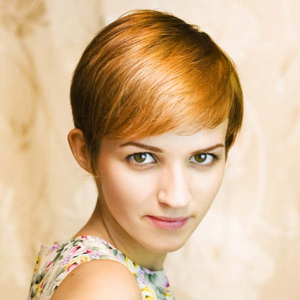 50 Incredible Short Hairstyles for Thick Hair  Fave