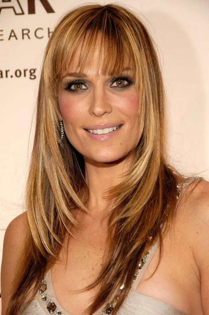 Women's Haircuts for Long Hair