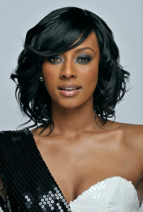 medium bob hairstyles for black women