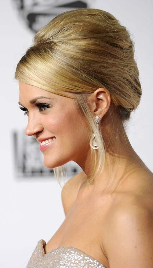Gorgeous Short Updo Hairstyles
