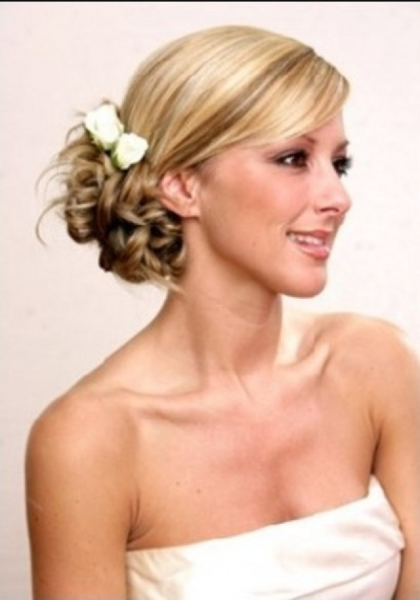 Cool 50 Hottest Wedding Hairstyles For Brides Of 2016 Fave Hairstyles Short Hairstyles Gunalazisus