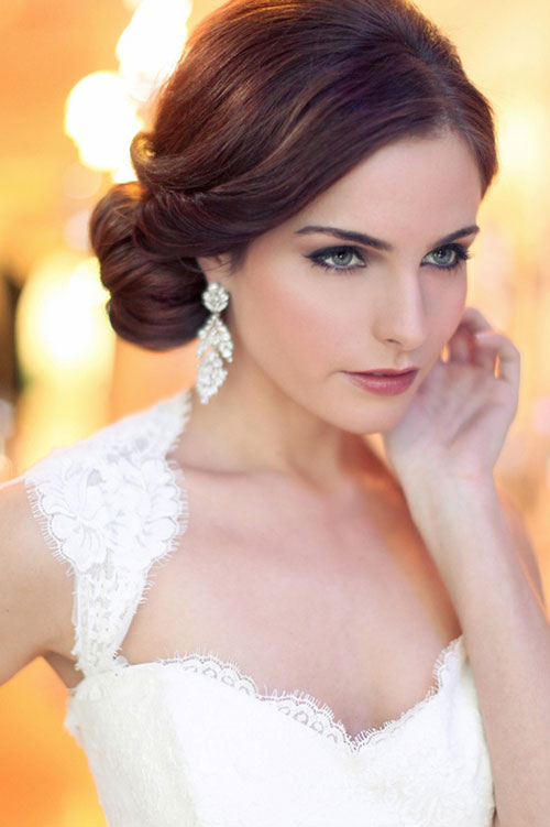 Trubridal wedding blog 50 hottest wedding hairstyles for brides of wedding bride hairstyles wedding hair and makeup junglespirit Gallery