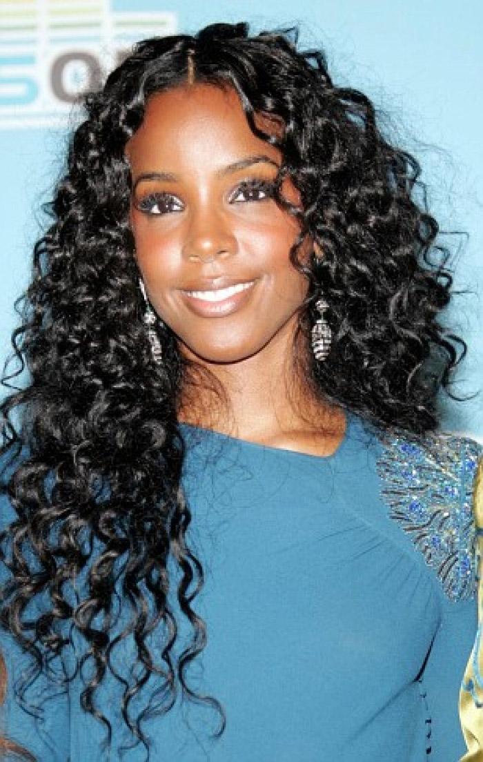 Outstanding 30 Weave Hairstyles For Gorgeous Black Ladies Fave Hairstyles Hairstyles For Women Draintrainus