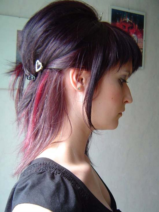 40 Funky Hairstyles To Look Beautifully Crazy Fave