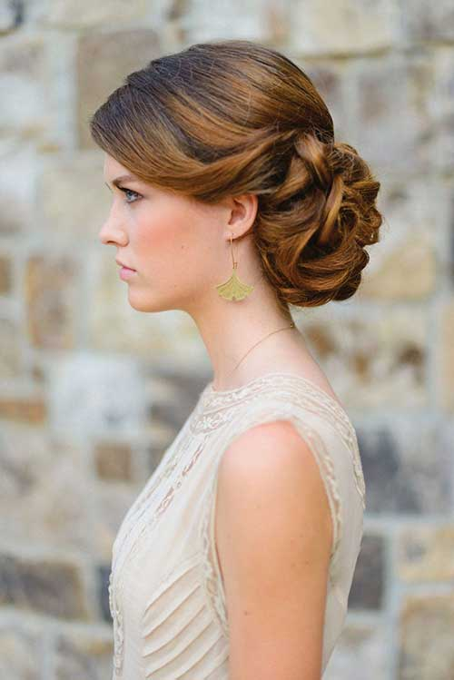 wedding hairstyles bun