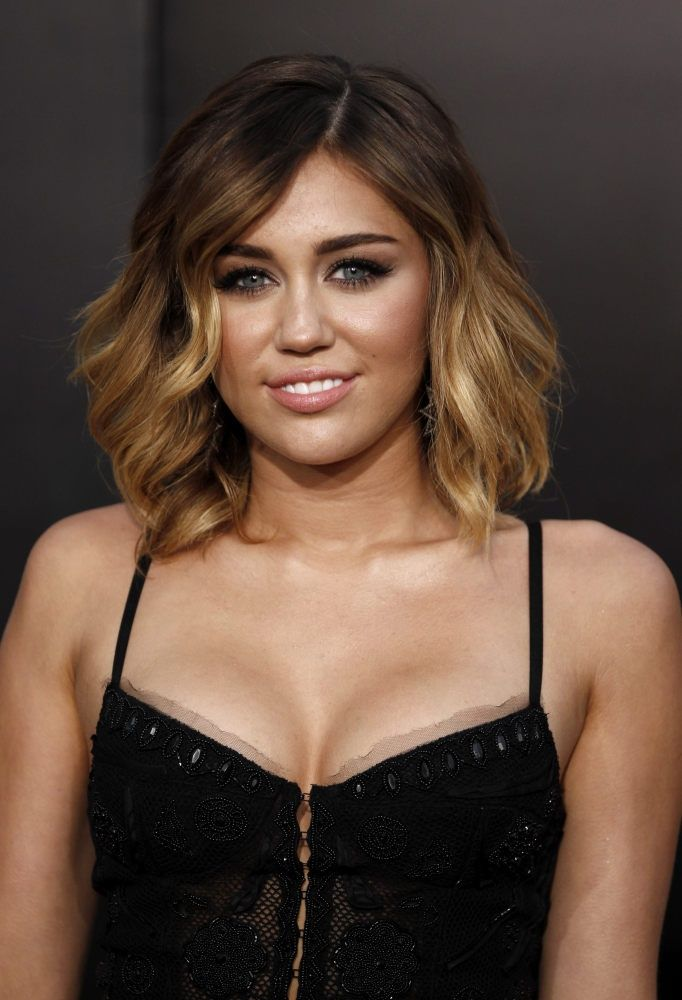 short hairstyles ombre